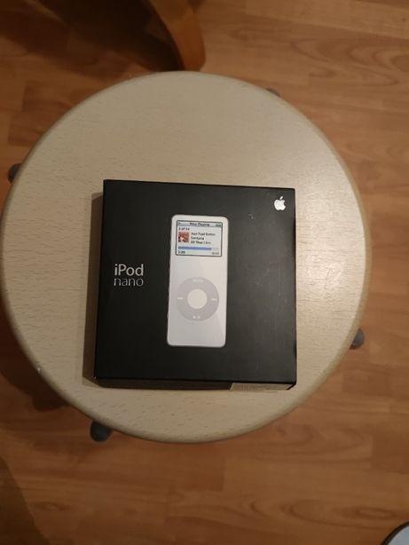 Apple iPod Nano 1G 2GB w pudelku odtwarzacz mp4 mp3