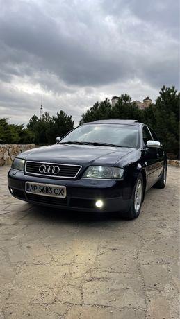Audi A6 газ/бензин