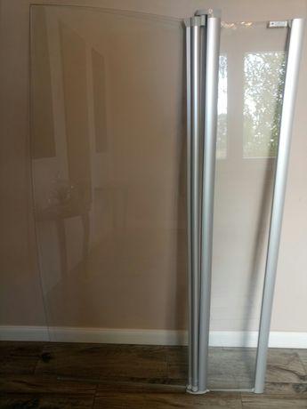 Parawan szklany, wanna prysznic
