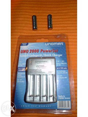 Carregador de baterias (pilhas)