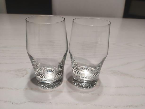 2szt szklanek/literatek PRL