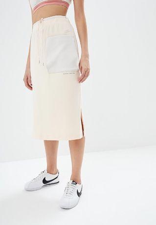 sportowa spódnica Nike pudrowy róż M