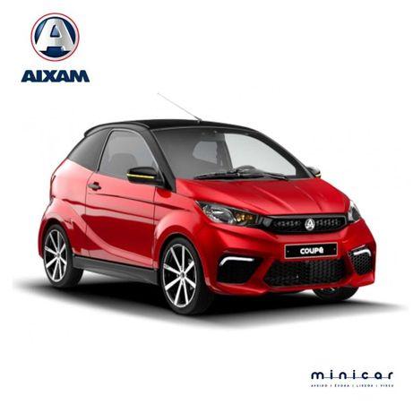 AIXAM COUPÉ EVO - MinicarLisboa - Microcar