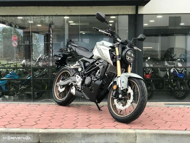 Honda CB  125 R 2021