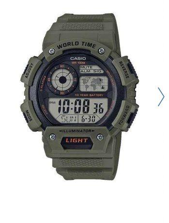 Часы мужские Casio AE-1400WH-3AVEF