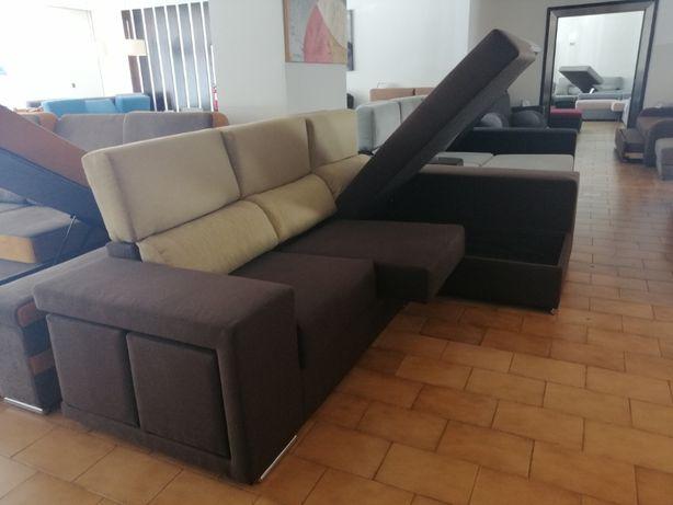 Sofá Luna com 270 cm, novo de fábrica
