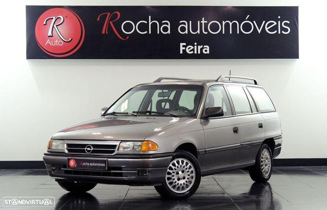 Opel Astra Caravan F Caravan 1.7 D