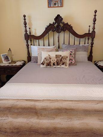 Mobília de quarto completa usada