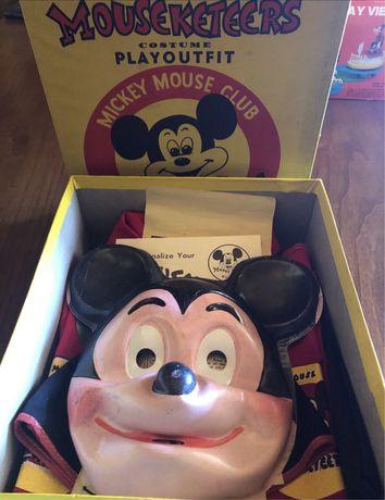 Disney. Fato. Mickey Mouse