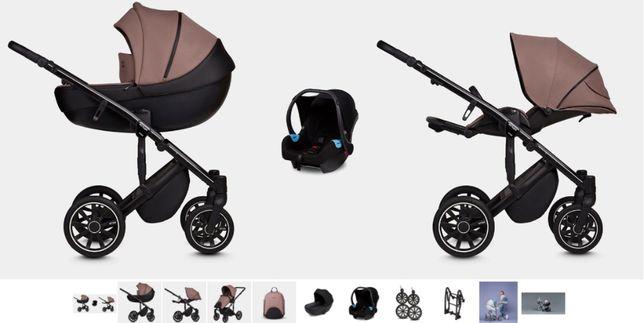Wózek Anex m/type zestaw promocja miesiąca
