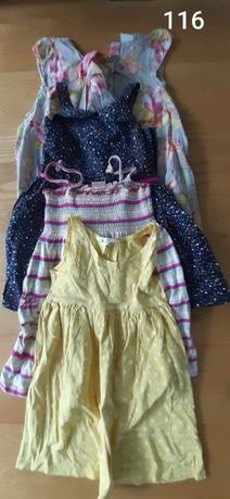 Sukienki lato r.116
