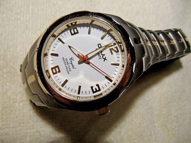 Часы OMAX в коллекцию,2002 года выпуска, новые,водозащита-50 м