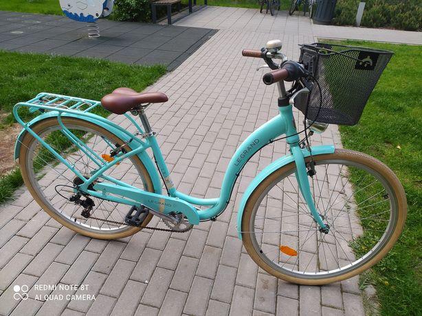"""Aluminiowy rower miejski damka, damski 28"""" Le Grand Lille 2, Kross"""