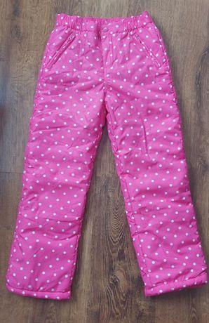 Утепленные зимние брюки Gymboree 7-8 лет