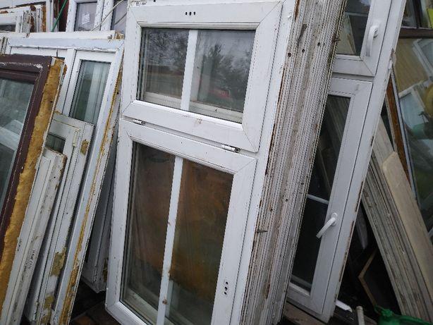 okno pcv 85/160