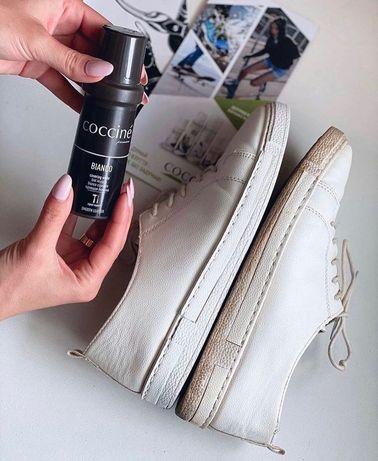Как восстановить белые кеды/кроссовки? Крем паста COCCINE WHITENER 75М