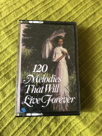 Cassete 120 melodies that will live forever
