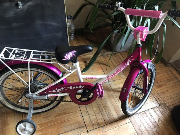 Детский велосипед Pride SANDY