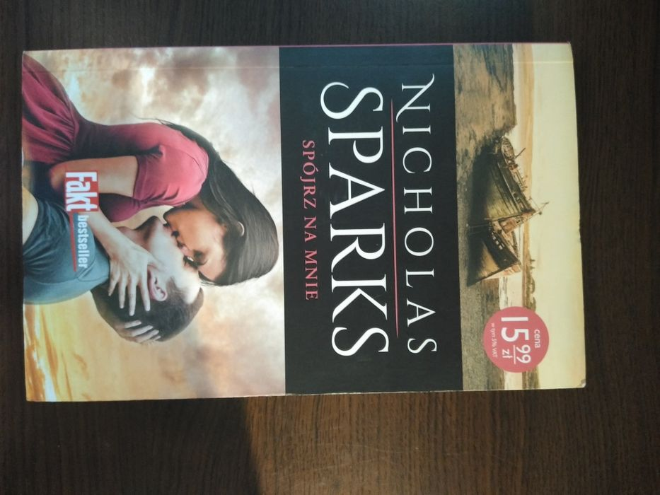 Nicholas Sparks - Spójrz na mnie Ciechocinek - image 1
