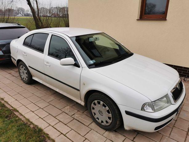 Skoda Octavia diesel pierwszy właściciel