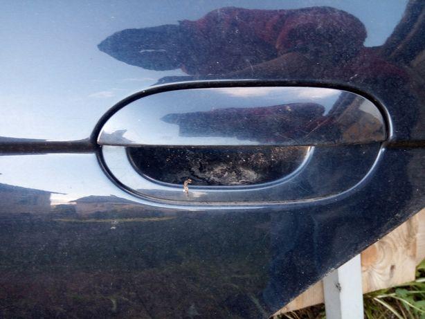 Klamka lewy tyl BMW e39 orientblau metallic