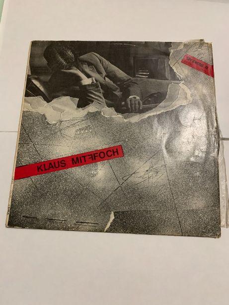 Płyta winylowa - Klaus Mitfoch