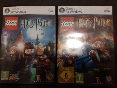 Lego Harry Potter Lata 1-4 & Lata 5-7