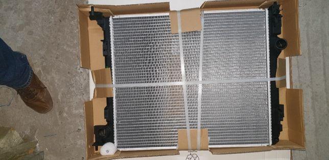 Радиатор двигателя Nissan qashqai 13- Rogue Spor 2.0 usa renault kadj