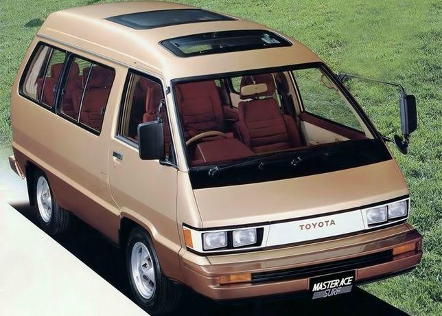 Продам по запчастям Toyota Master Ace Surf 1985 года