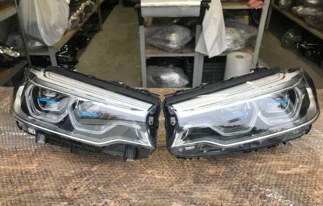 BMW 5  G30 G31 LASER фары