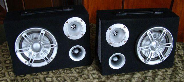 Kolumny głośniki profesjonalne mocne okolo 300W