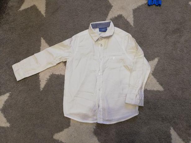 Biała koszula elegancka Cocodrillo rozm 110
