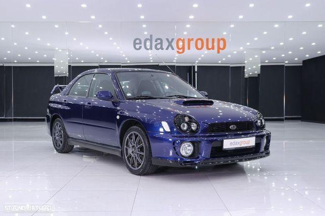 Subaru Impreza Sedan 2.0 WRX Prodrive