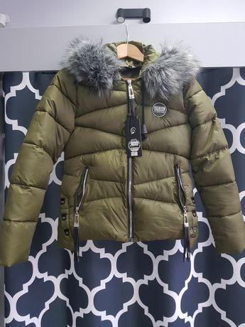 Nowa kurtka zimowa S