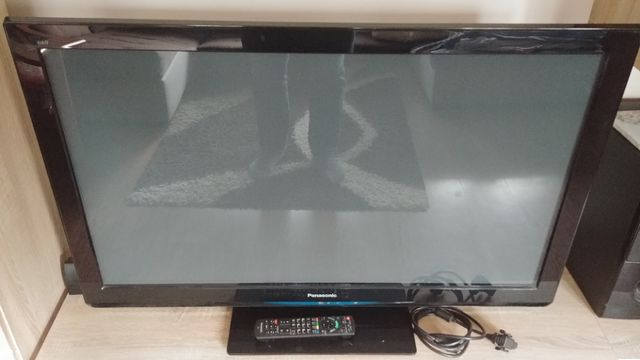 "Telewizor Panasonic 42"" Plazma TX-P42U30E USZKODZONY!!!"