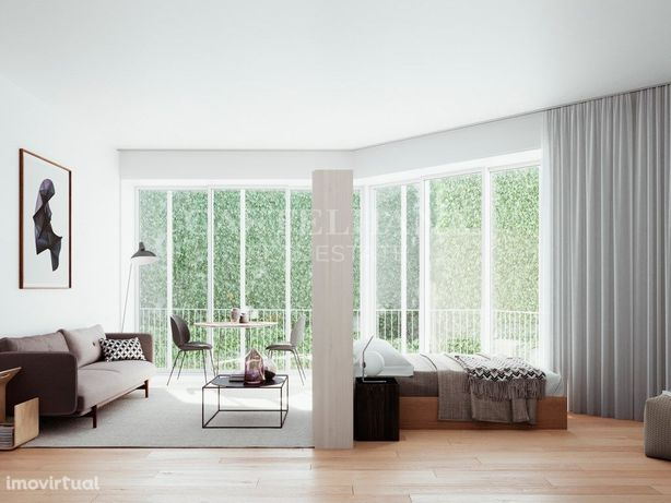 Apartamento T2 em novo empreendimento no Bairro de Inglat...