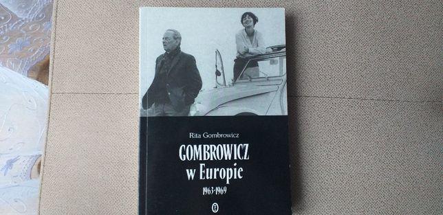 Gombrowicz w Europie