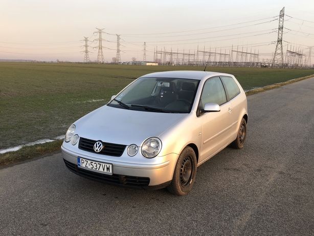 Volkswagen Polo IV 1.4 TDI