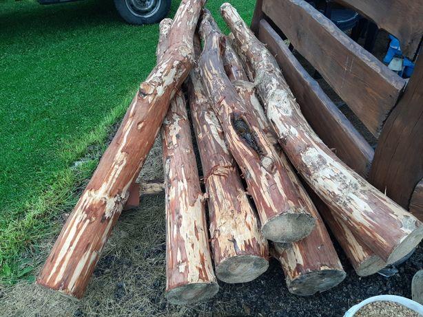 Drewno bale