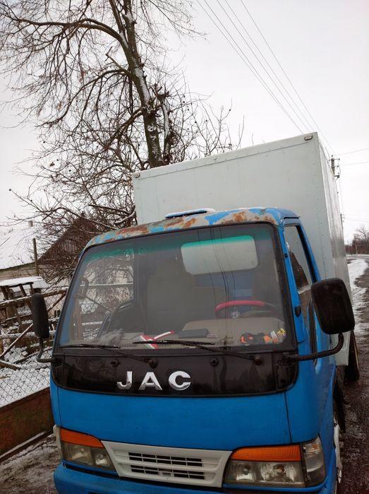 Продам JAC 1020 есть джак на разборку двигатель кап ремонт без пробега Золотоноша - изображение 1