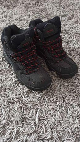 Buty chłopięce trapery  zimowe rozmiar 38