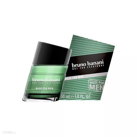 Bruno Banani Made for men. 30 ml