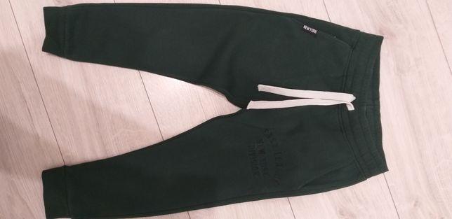 Spodnie h&m dresy