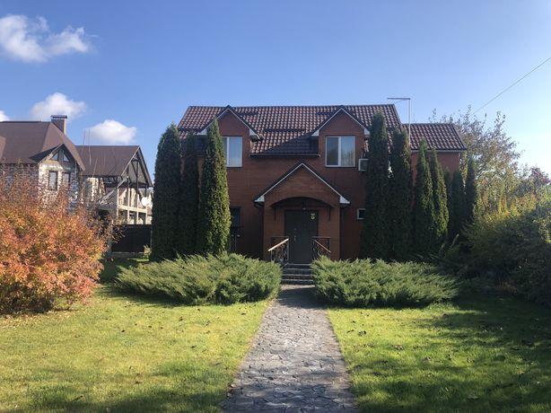 Сдам дом возле Киева 10 км Новообуховская  Голубое озеро!