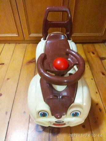 Детская каталка толокар машинка
