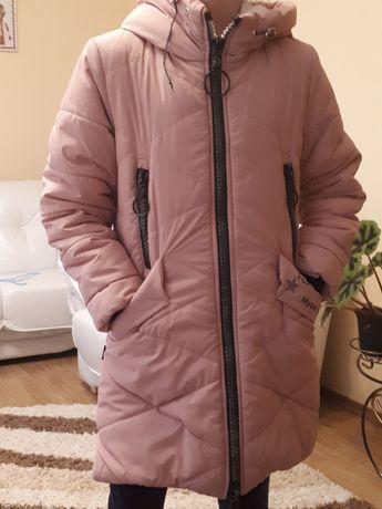 Куртка зимня для дівчинки
