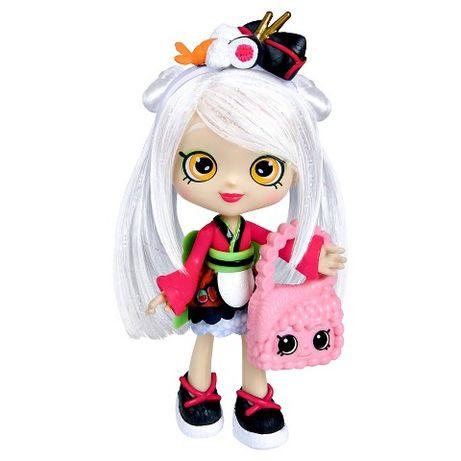Кукла шопкинс Сара Суши, shopkins Sarah Sushi, moose