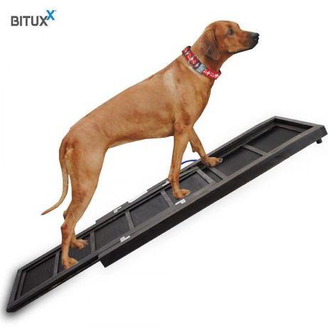Rampa kładka podest schody drabinka dla psa drewniana do 80kg