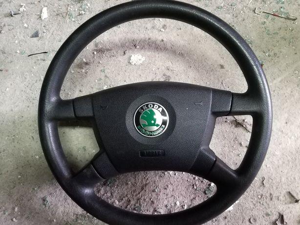 Poduszka kierowcy airbag Skoda Fabia 1 I oryginalna