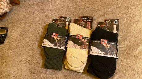 Import Helikon. Skarpety armii norweskiej 97% wełna, 3% lycra
